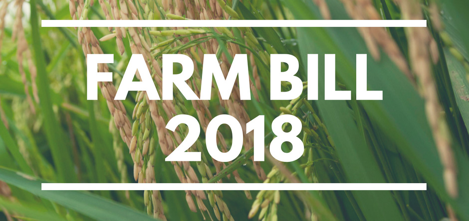 Why we oppose the House Agriculture Committee Chairperson's 2018 Farm Bill