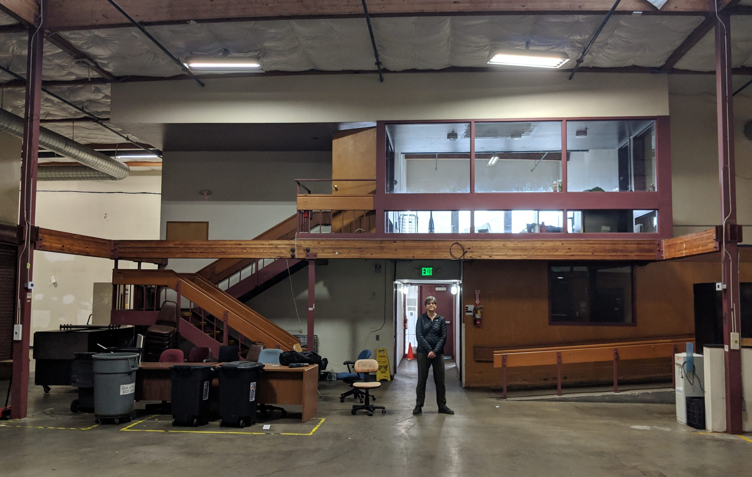 New home for the Berkeley Food Network