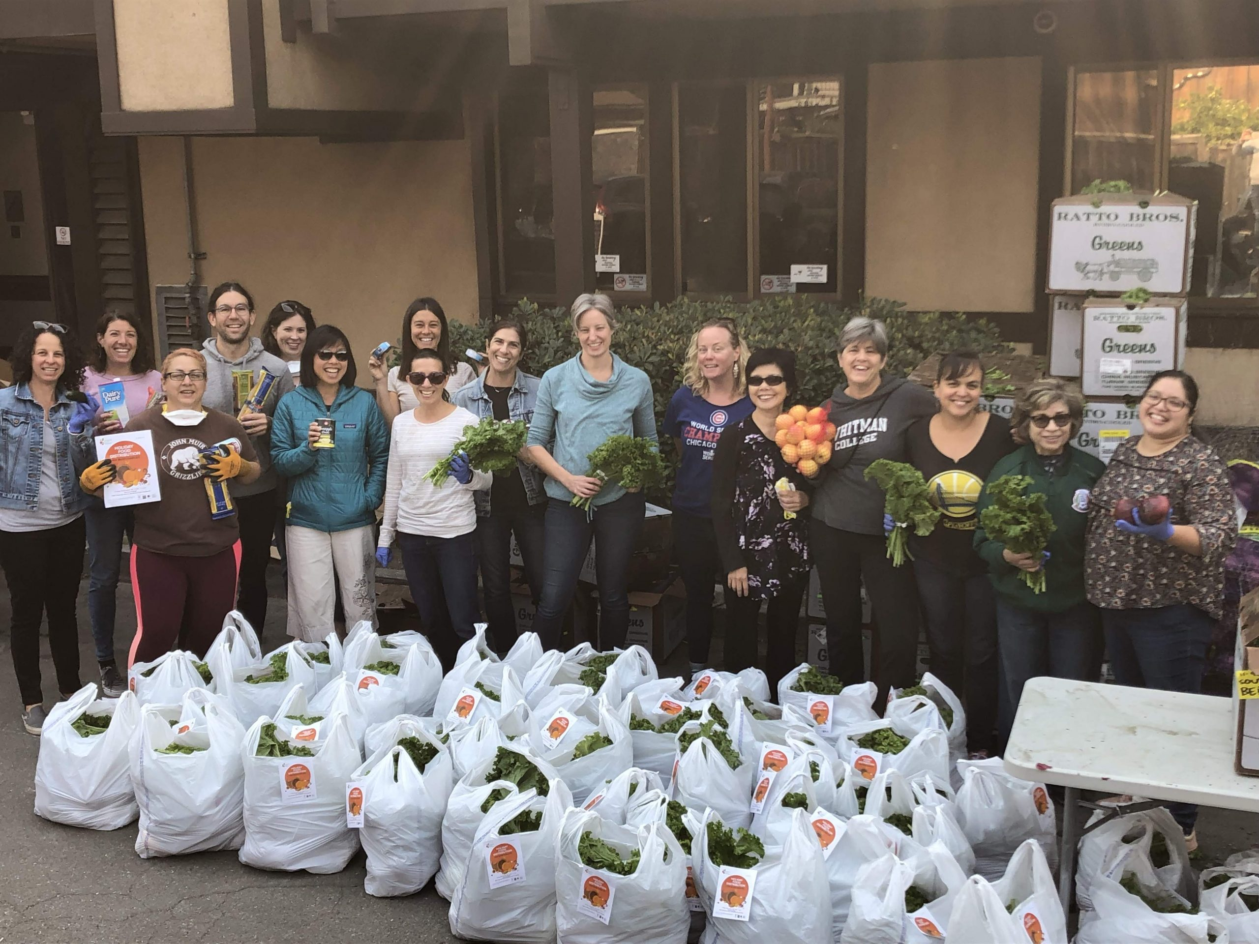 'Game-changing' $600,000 grant from Bayer Fund will support Berkeley Food Network, Alameda County Community Food Bank