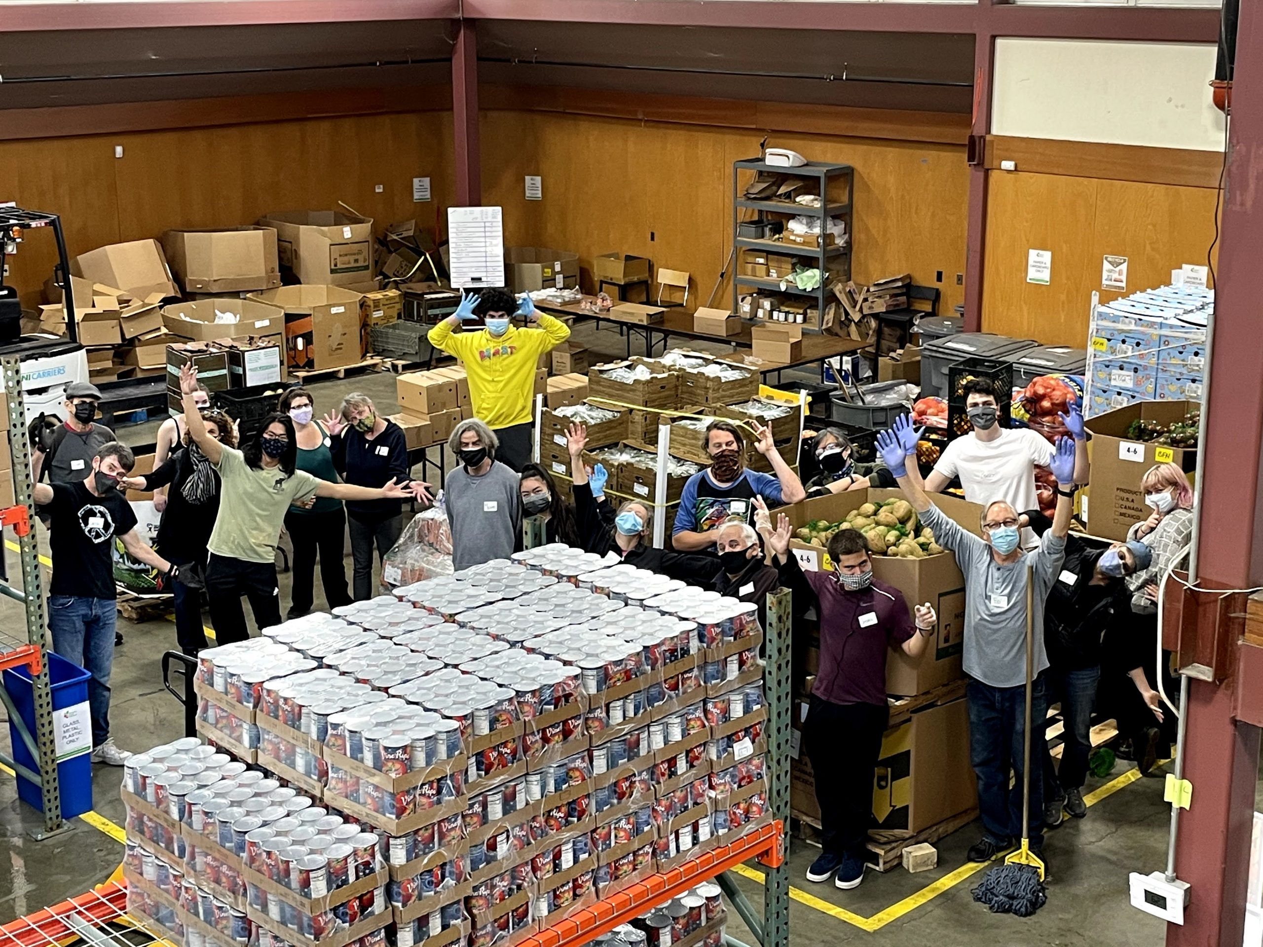 Volunteerism at a Glance: Hunger action month and beyond